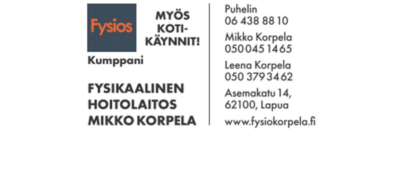 Fhl Mikko Korpela